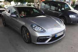 new porsche panamera 2017 2017 porsche panamera spotted before june 28 debut performancedrive