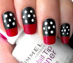 Nail Art Design At Home Interior Home Design - Easy nail designs to do at home