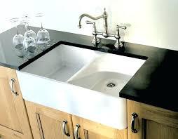 undermount ceramic kitchen sink undermount ceramic kitchen sinks uk ningxu