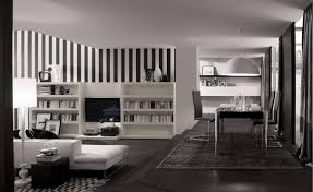 white home interiors a timeless combination how to apply black and white color in home