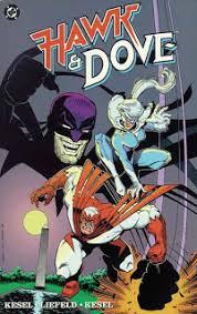 review hawk and dove kesel trade paperback dc comics
