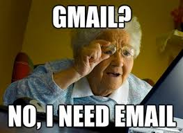 Technology Meme - 11 signs technology and old people are the most hilarious combination