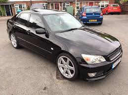 lexus is 250 body kit 2003 lexus is 200 sport black 12 months mot runs and drives manual