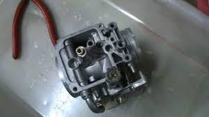 suzuki dr 650 carburador arreglar y limpiar 2ª parte video 2a