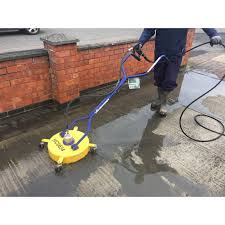 Cleaning Patio With Pressure Washer Pressure Washer Roto Jet Patio Cleaner Plantool Hire Centres