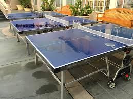 kettler heavy duty weatherproof indoor outdoor table tennis table cover master pro outdoor