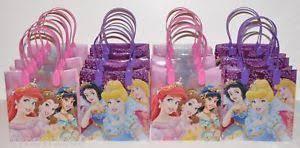 princess candy bags disney princess 8 treat bags loot bag princesses snow white