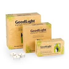 Tea Light Candles Tea Lights Natural Non Toxic Paraffin Free Goodlight