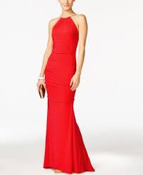x by xscape halter gown dresses women macy u0027s clothes