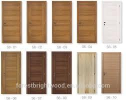 porte chambre porte bois moderne urbantrott com