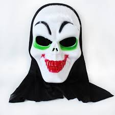 aliexpress com buy halloween party cosplay scary ghost face mask