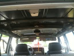 jeep headliner replacement headliner replacement with sunroof jeep forum