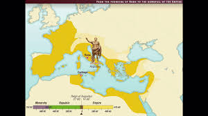 Roman Map Animated Maps Of The Roman Empire Audio Narration The Map As