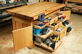 Ideas For Workbench With Drawers Design Workbench Storage Ideas Amazing Ideas For Workbench With Drawers