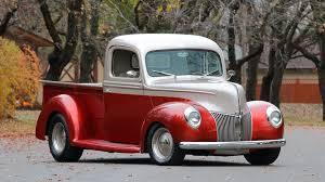 1940 Ford Pickup Interior 1940 Ford Custom Pickup S194 Kissimmee 2016
