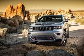 jeep cherokee grey 2017 2017 jeep grand cherokee trailhawk a closer lookfca work vehicles