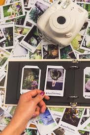 Black Photo Album Best 25 Instax Mini Album Ideas On Pinterest Diy Instax Mini 8