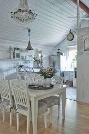 cuisine style shabby déco et meubles shabby chic dans la salle à manger comment créer