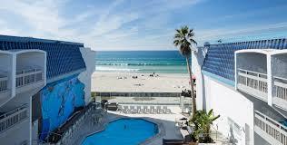 hotels pacific beach san diego blue sea beach hotel san diego