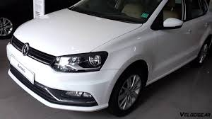 volkswagen car white volkswagen ameo review walk around youtube
