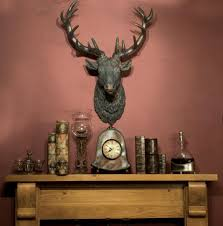 Stag Head Home Decor Lighting U0026 Accessories The Interior Outlet