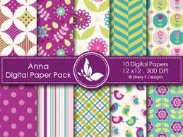 digital paper pack meylah