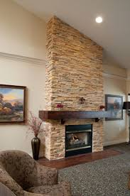 the 25 best ledger stone fireplace ideas on pinterest