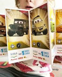 si e auto auchan auchanitalia dedica una raccolta punti dedicata a cars 3