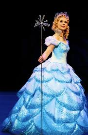 how to make a glinda costume from