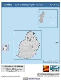 Mauritius Location In World Map by Maps Gridded Population Of The World Gpw V3 Sedac