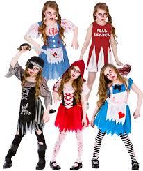 halloween costumes zombies zombie blood halloween girls fancy dress horror spooky kids