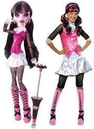 Party Monster Halloween Costumes Monster Costume Monster Draculaura Costume Party