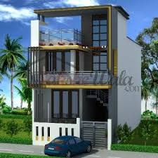 Captivating Home Design India Small Size Contemporary Plan 3D