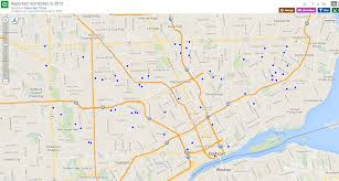 Detroit In World Map by Detroit Homicides Up Nearly 25 Percent In First Three Months Of