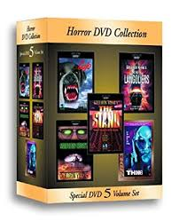 stephen king horror dvd collection cujo golden years