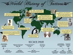 the world history of tattoos new look laser removal