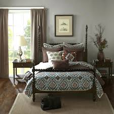 king size bed frame metal madison park signature beckett four
