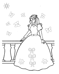 printable 14 princess coloring pages 10490 zallie
