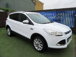 used 2015 ford kuga 2 0 tdci titanium station wagon 5dr for sale