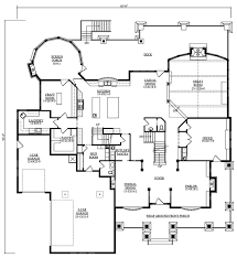 Foyer Plans Luxury Plan 10 226 Square Feet 6 Bedrooms 8 Bathrooms 5631 00052