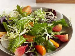 green salad for thanksgiving mixed green salad with beets and daikon recipe takashi yagihashi