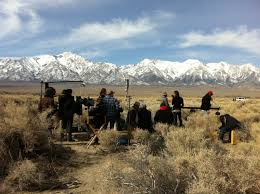 Mountain Backdrop Chevrolet Gets Dramatic Mountain Backdrop Filming On Location In
