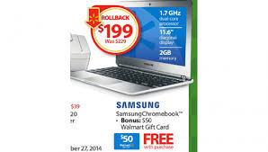 amazon chromebooks black friday black friday pre sale 199 chromebook with 50 gift card is on