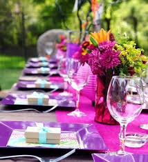 Decorate Table For Birthday Party 38 Best Table Decorations Images On Pinterest Table Decorations