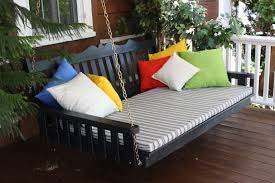 Patio Swing Cushions Outdoor Bed Swing Cushions
