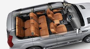 Most Interior Space Suv Haval H9 Great Wall Suv Great Wall Motors
