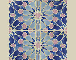moroccan tile vector of moroccan tile seamless pattern for design