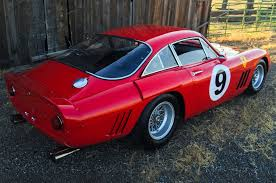 ferrari j50 rear hyper rare 1963 ferrari 330 lmb up for sale at monterey car week
