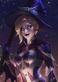 halloween overwatch background images of mercy overwatch halloween wallpaper sc