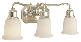 Heritage Bathroom Vanities by Jeremiah Lighting 15819 Heritage Bathroom Light Traditional